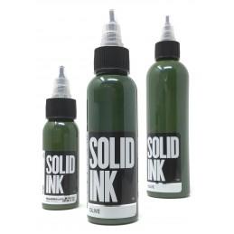 TINTA SOLID INK COLOR OLIVE...
