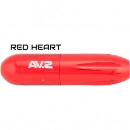 ARTDRIVER AV2 PEN RED HEART