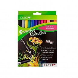 ROTULADORES TOMBOW 12 COLORES